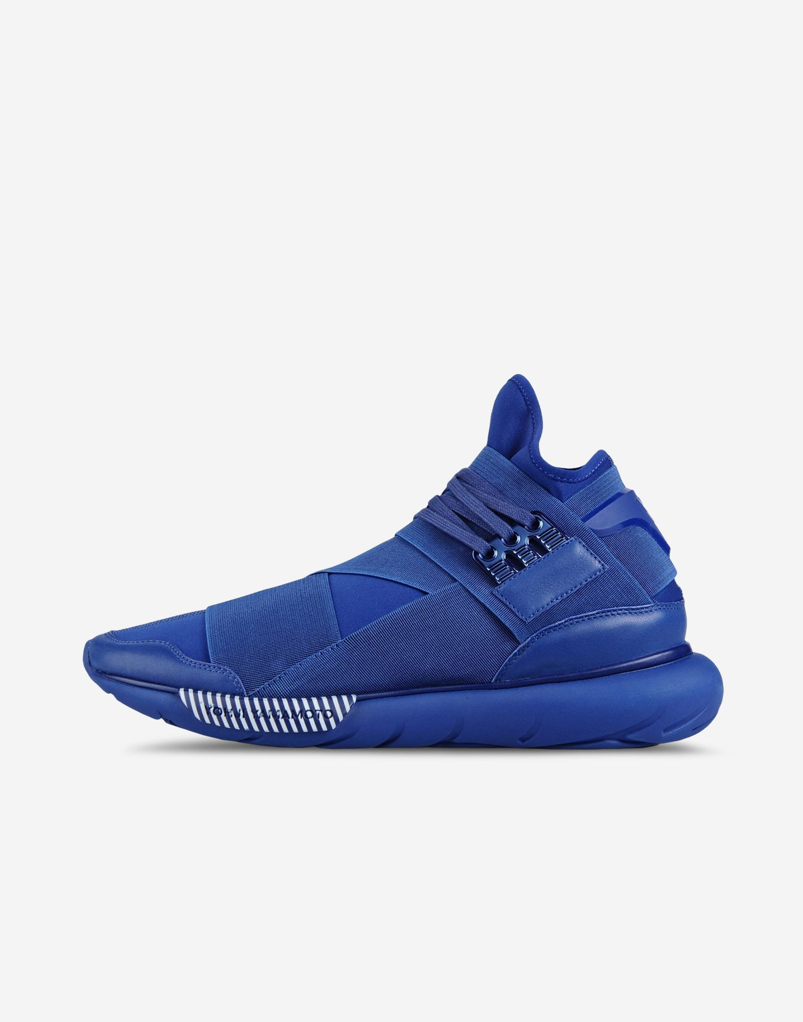 ... Y-3 Y-3 QASA HIGH Sneakers Man ... f1e302222