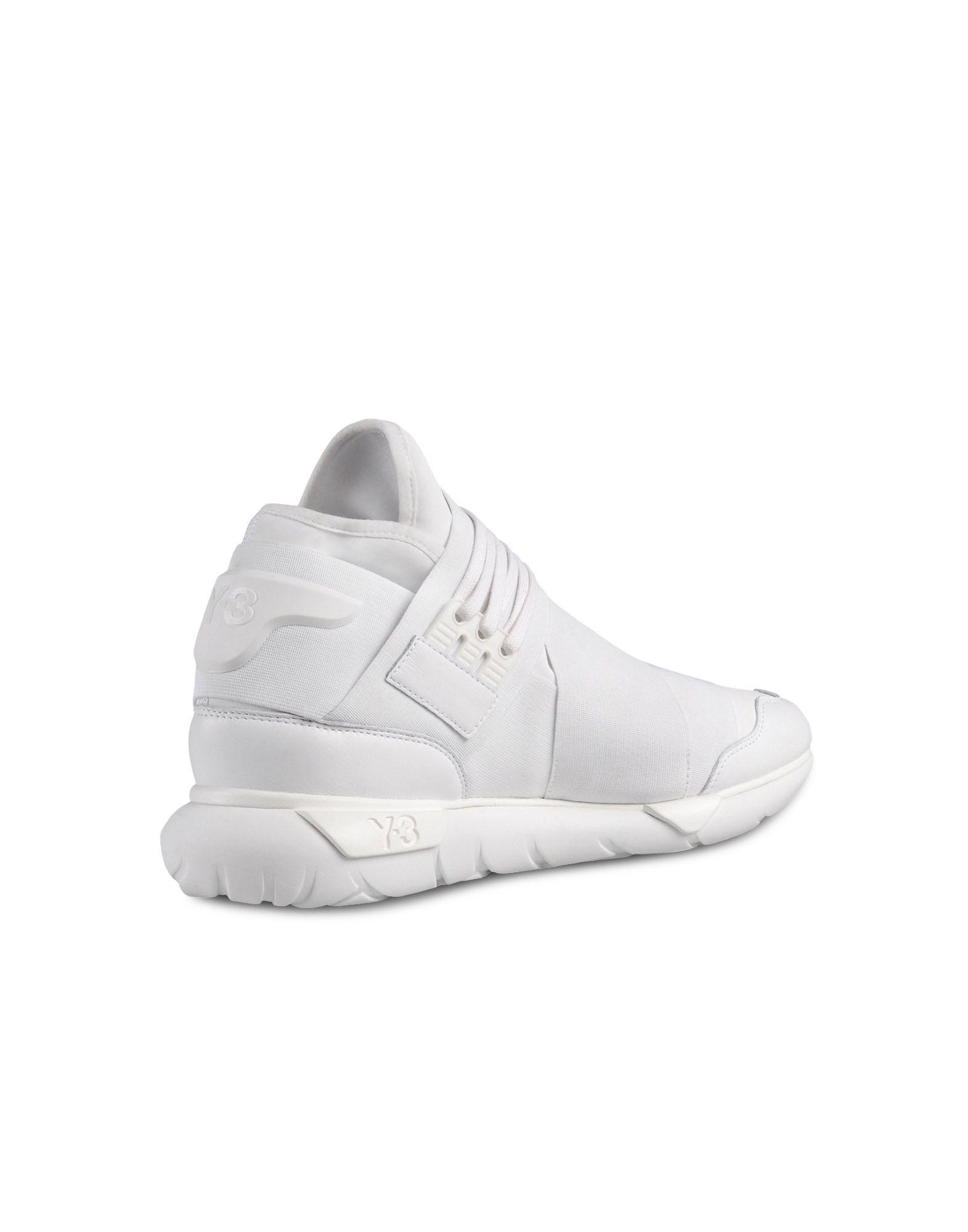 Adidas Y3 Qasa White