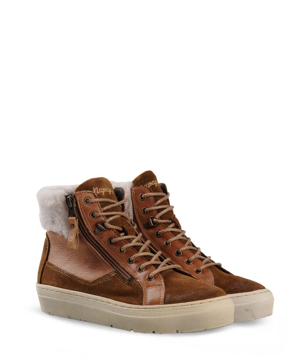 Chaussures Napapijiri marron femme bAHR1AqY50