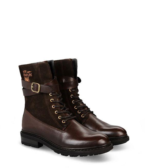 NAPAPIJRI REESE Combat boots D f