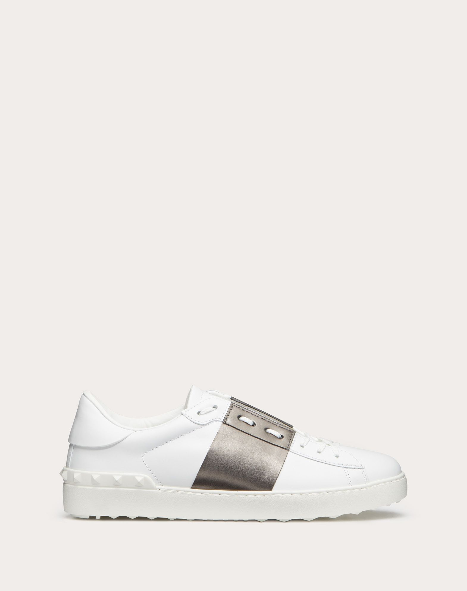 VALENTINO GARAVANI UOMO Open low-top sneaker LOW-TOP SNEAKERS U f