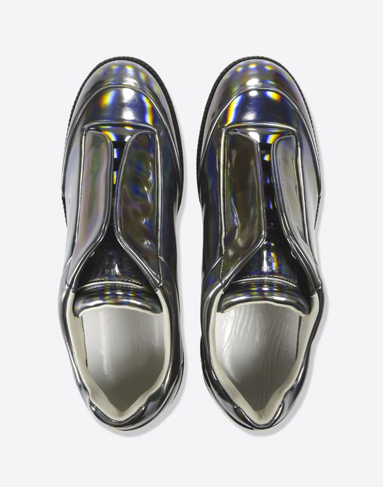MAISON MARGIELA 22 Metallic Future Low Top sneakers Sneakers [*** pickupInStoreShipping_info ***] d