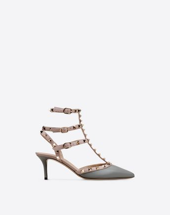 VALENTINO Ankle strap Rockstud 44903264EH