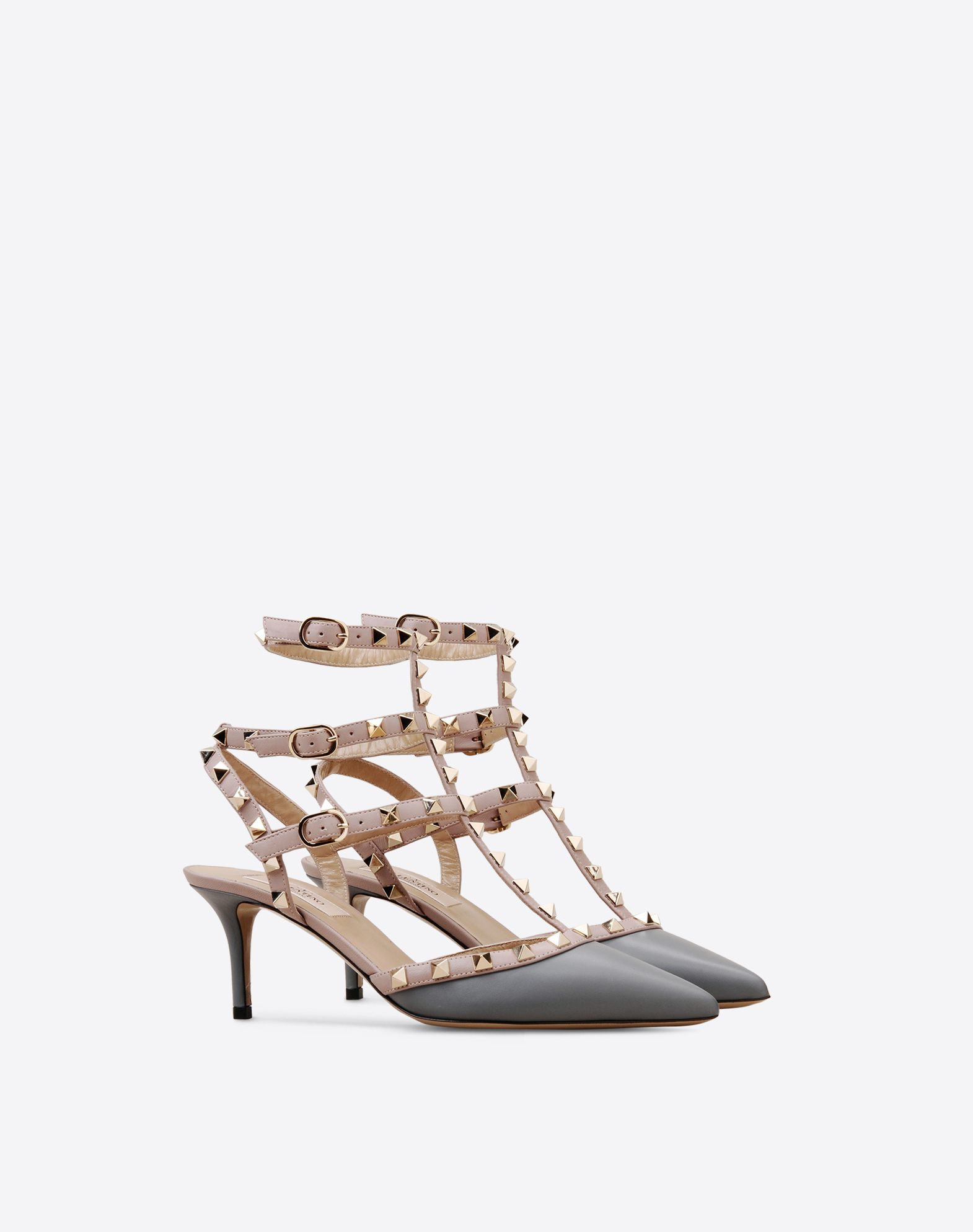 VALENTINO Ankle strap Rockstud 44903264eh