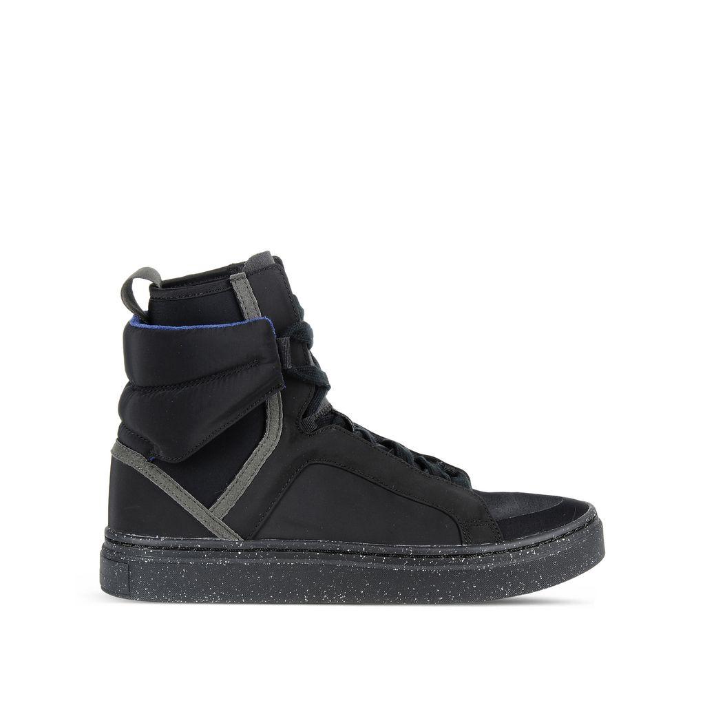 mid cut hiker boots adidas by stella mccartney. Black Bedroom Furniture Sets. Home Design Ideas