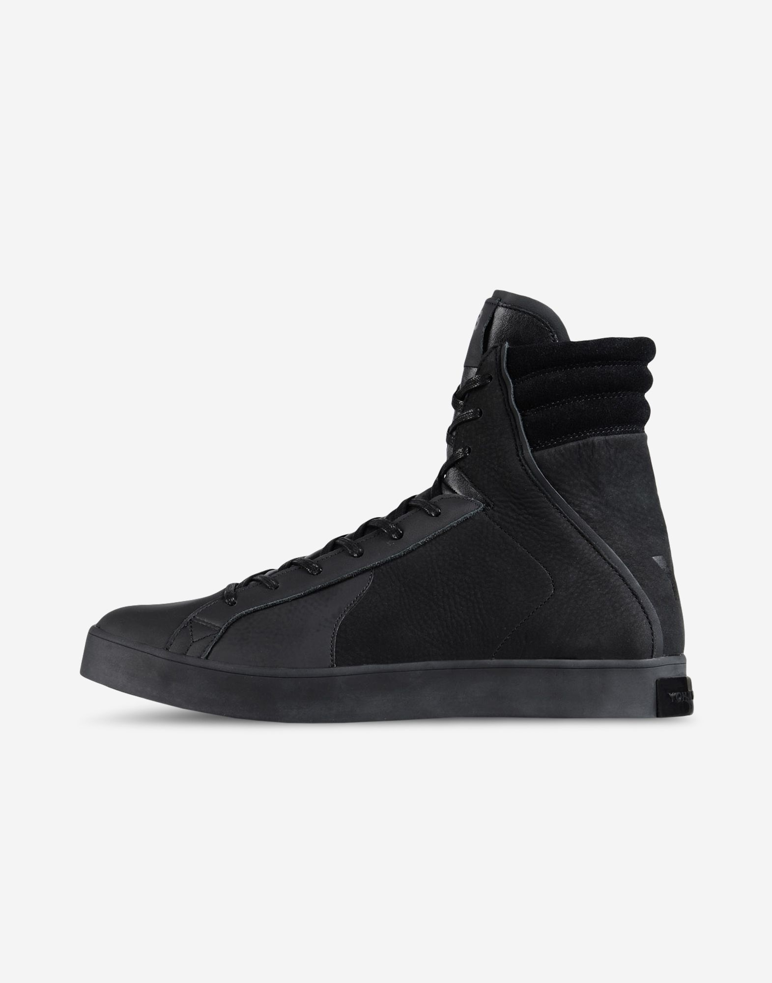 purchase cheap 48e0e 03a2b ... Y-3 Y-3 LT MID High-top sneakers Man ...