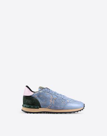 VALENTINO Lace sneaker 44905433AI