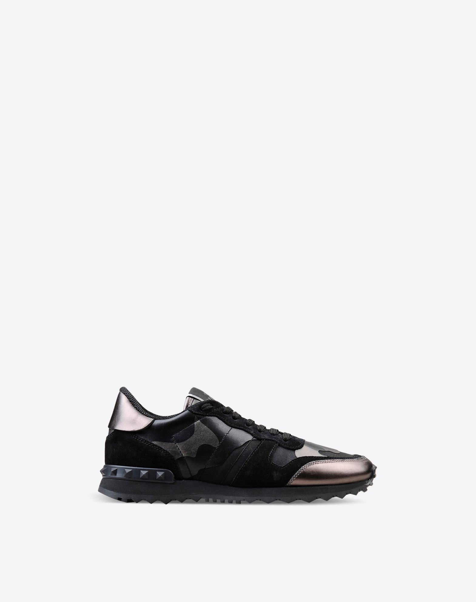 Valentino Rockrunner camouflage low