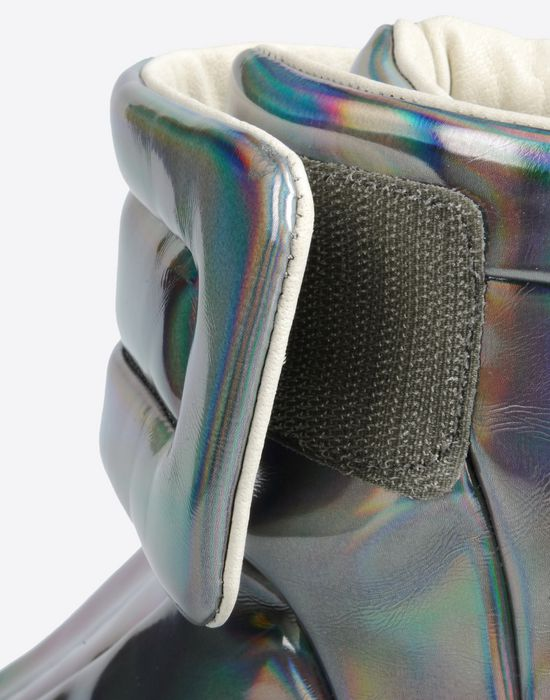 MAISON MARGIELA 22 'Future high top' sneakers in metallic fabric Sneakers U e