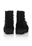 ALEXANDER WANG SAM LOW LACE-UP BOOT BOOTS Adult 8_n_e
