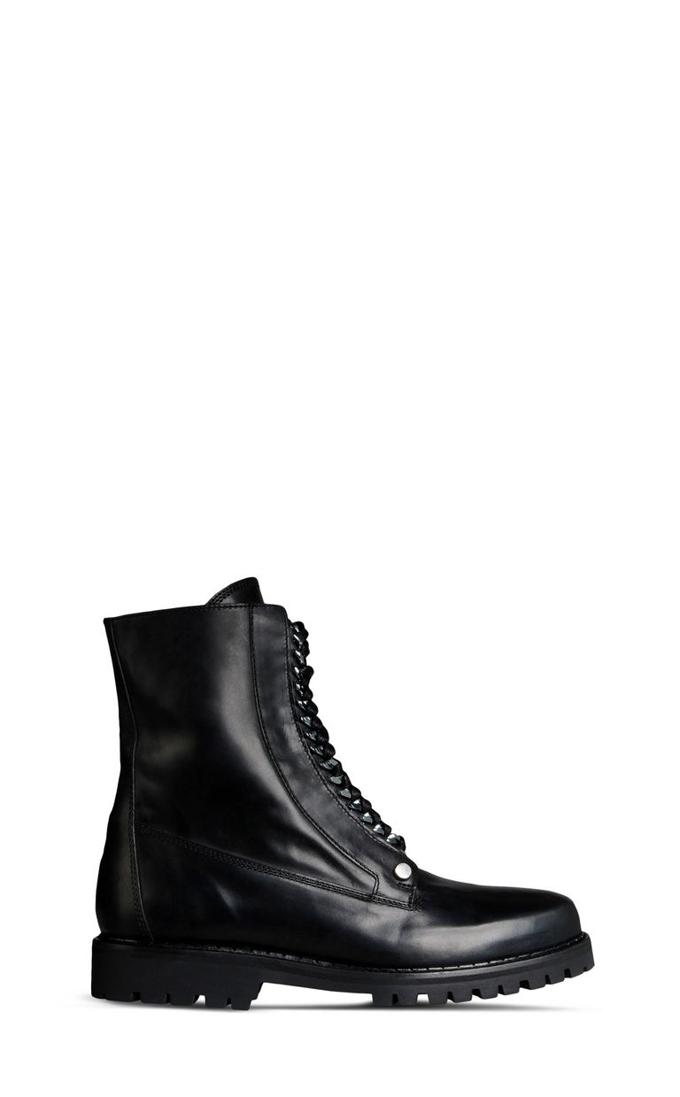 JUST CAVALLI S12WU0025N08327900 Ankle boots Man f