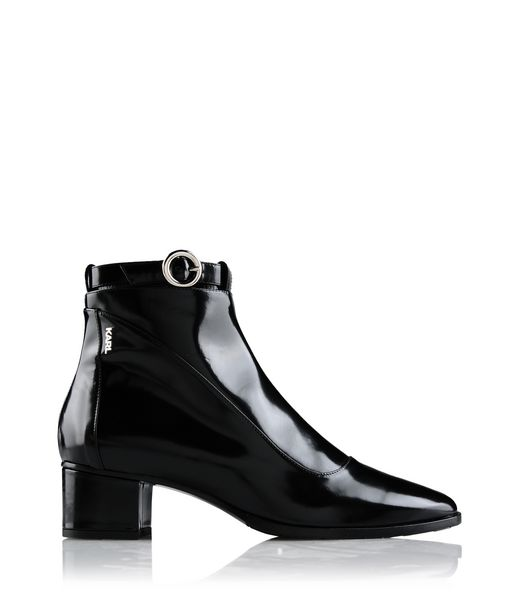 KARL LAGERFELD K/ROUND ANKLE BOOT 12_f