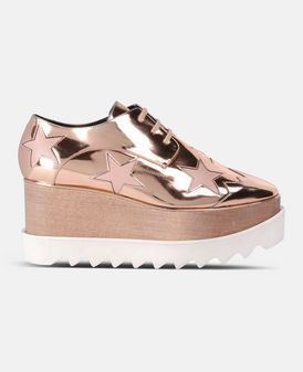 Copper Elyse Star Shoes