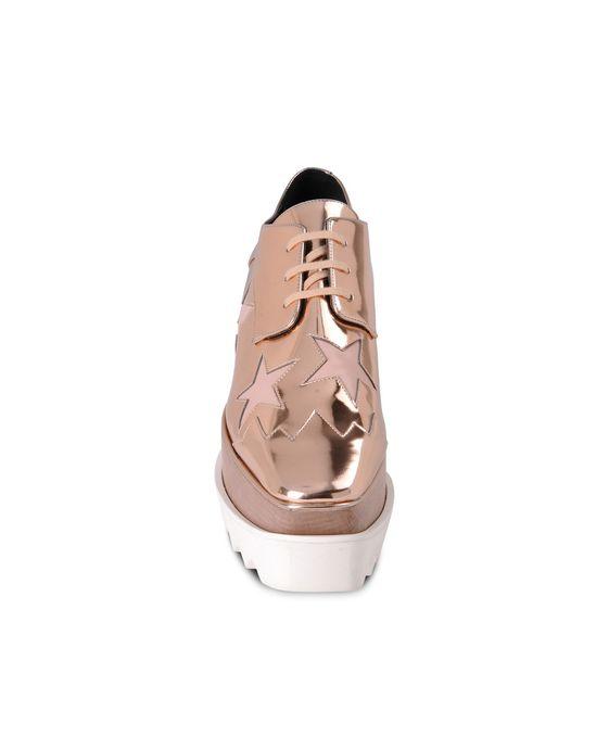 STELLA McCARTNEY Copper Elyse Star Shoes Wedges D g