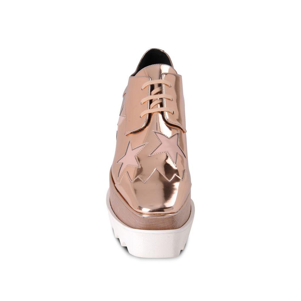 Copper Elyse Star Shoes - STELLA MCCARTNEY