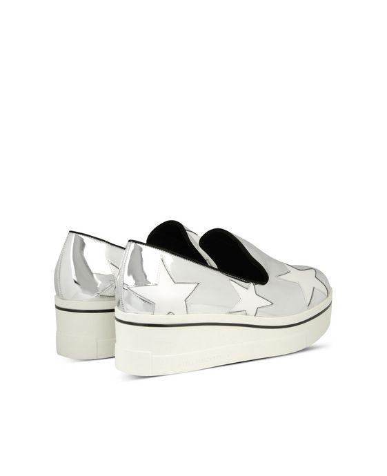 STELLA McCARTNEY Star Binx Loafers Flat Shoes D i