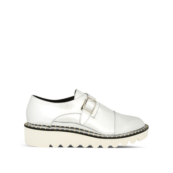 Brogues Odette indium