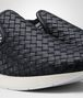 BOTTEGA VENETA SNEAKER IN DARK NAVY INTRECCIATO CALF Sneaker or Sandal Man ap