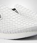 BOTTEGA VENETA SNEAKER IN BIANCO INTRECCIATO CALF Sneaker or Sandal U ap