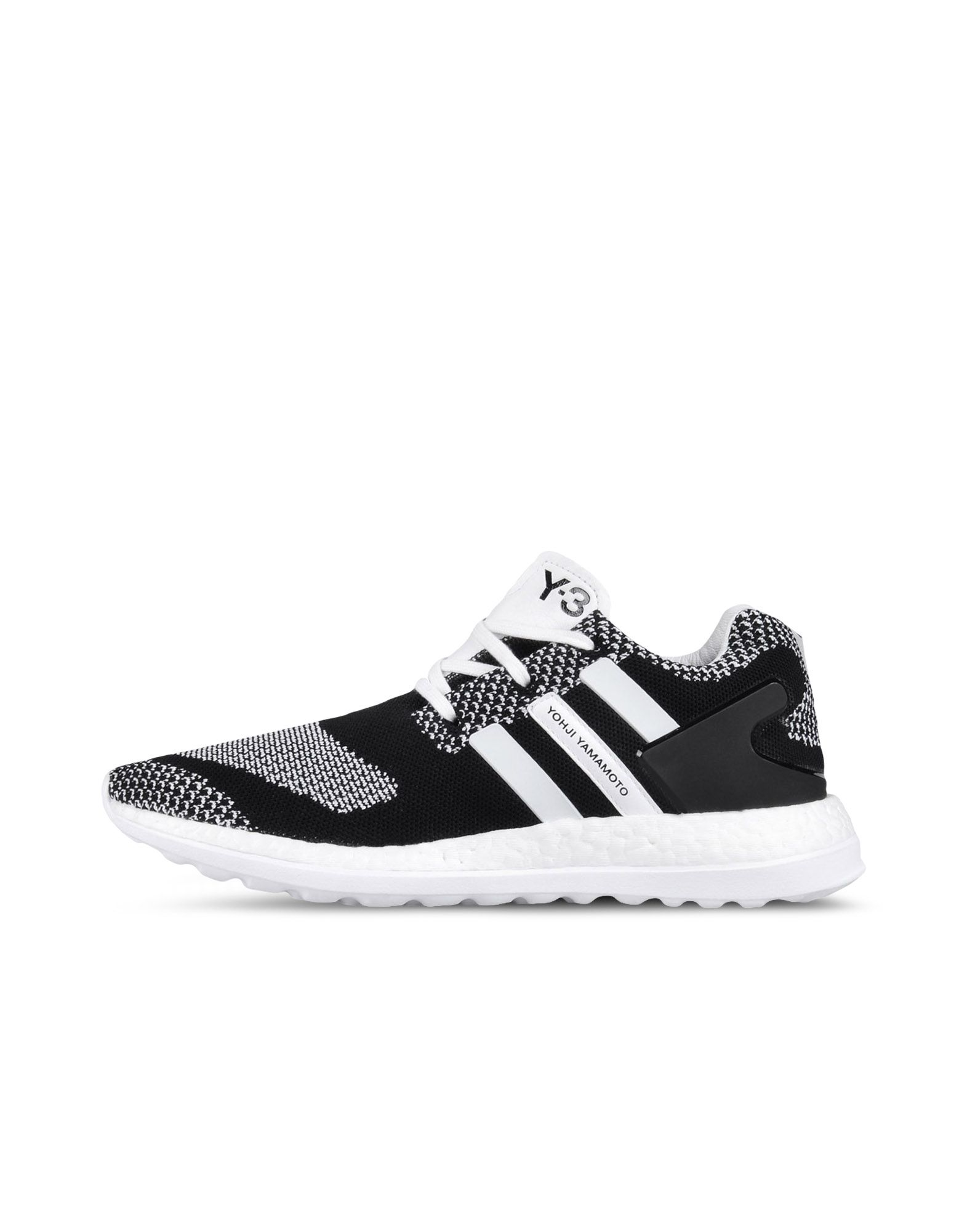 1d928417d515a ... Y-3 Y-3 PURE BOOST ZG KNIT Sneakers Man ...