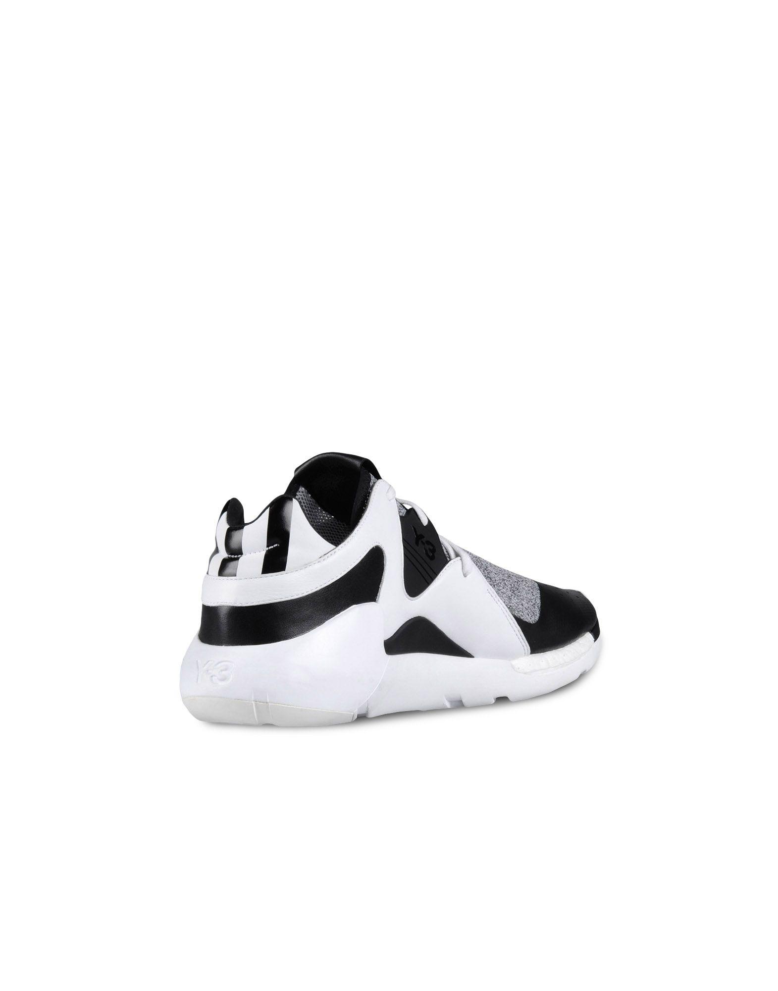 bb15ba98b4f43 ... Y-3 Y-3 QR RUN Sneakers Man ...
