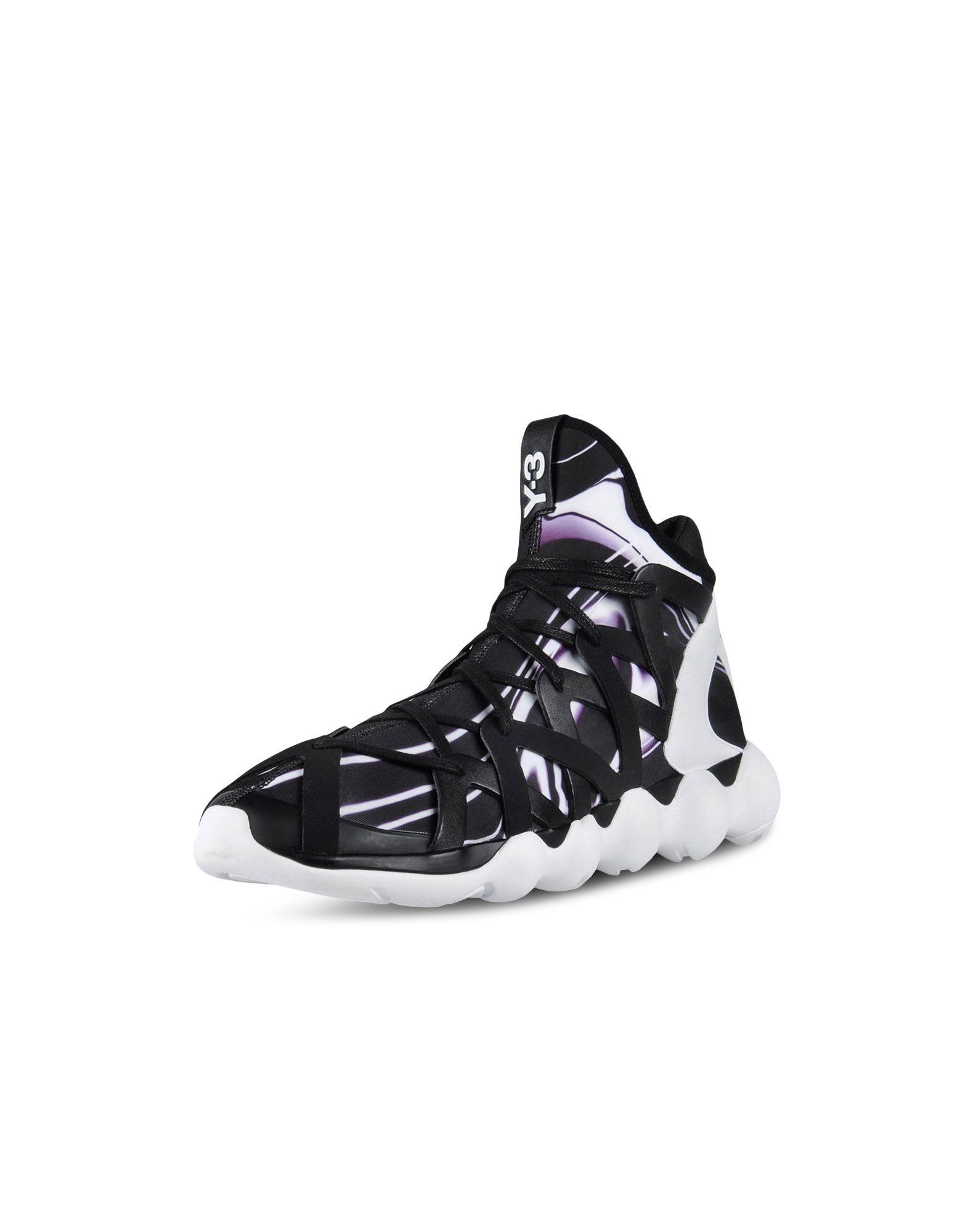 9b38fa19b ... Y-3 Y-3 KYUJO HIGH High-top sneakers Man ...