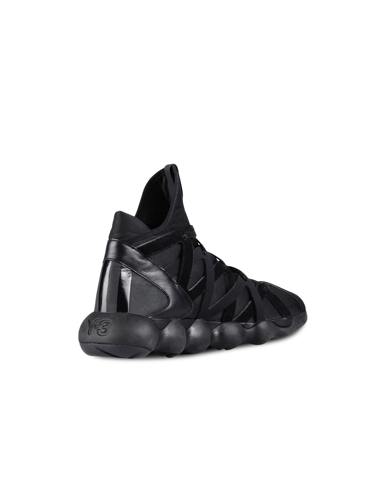 7b5e94780a249 ... Y-3 Y-3 KYUJO HIGH High-top sneakers Man ...