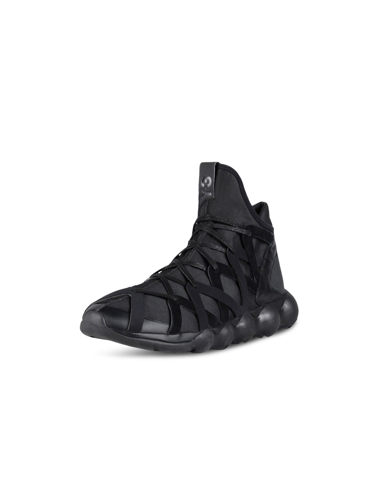 bcb2ab4ce ... Y-3 Y-3 KYUJO HIGH High-top sneakers Man ...