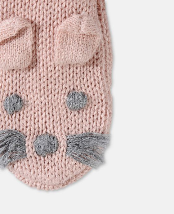 STELLA McCARTNEY KIDS Pink Flopsy Booties Shoes & Accessories E h