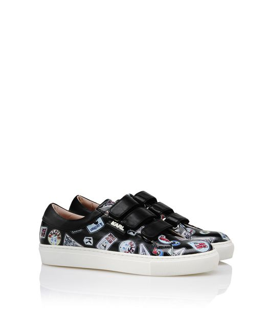 KARL LAGERFELD Karl Around the World Sneakers 12_f