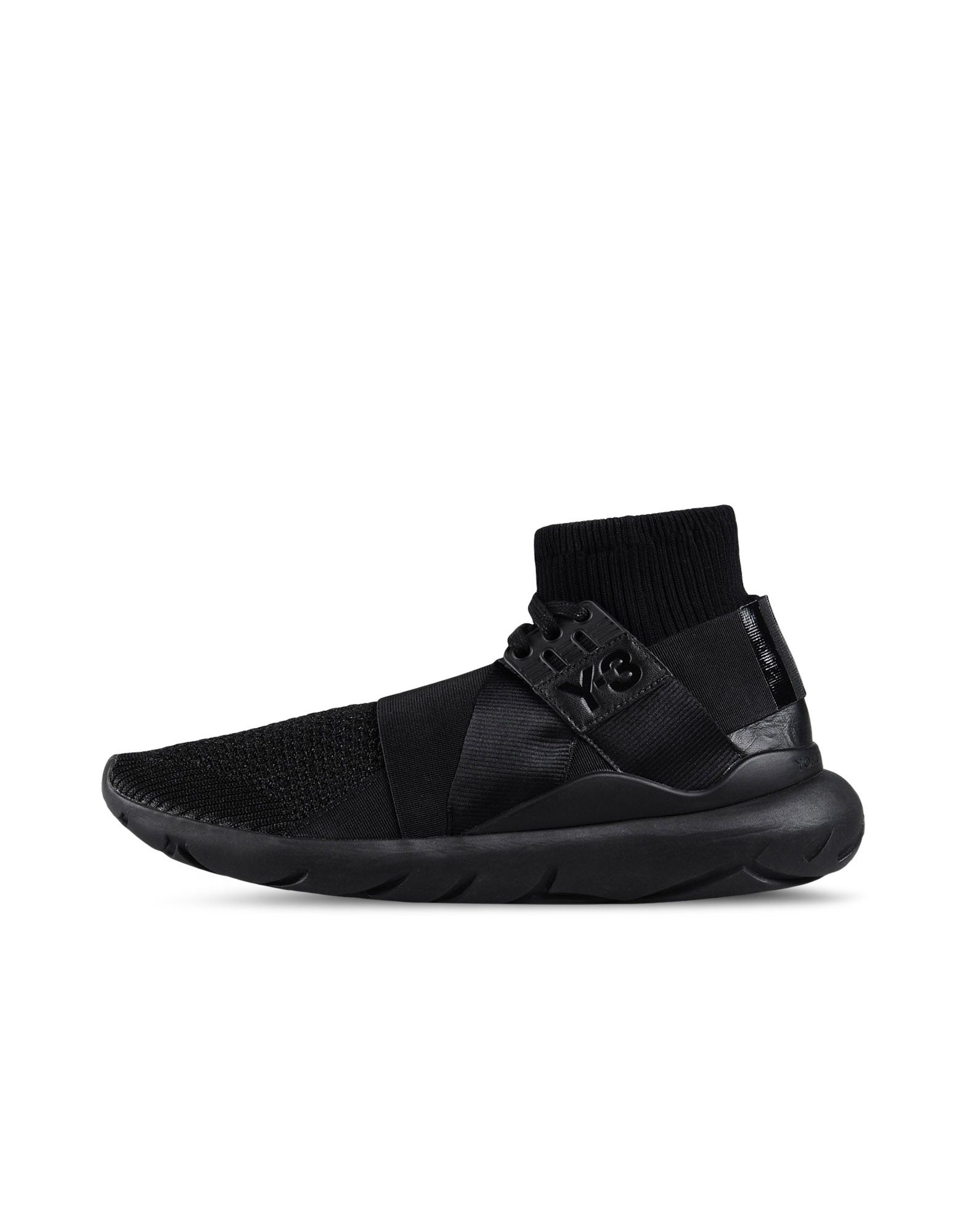 7a825b15e022f ... Y-3 Y-3 QASA ELLE LACE KNIT Sneakers Woman ...