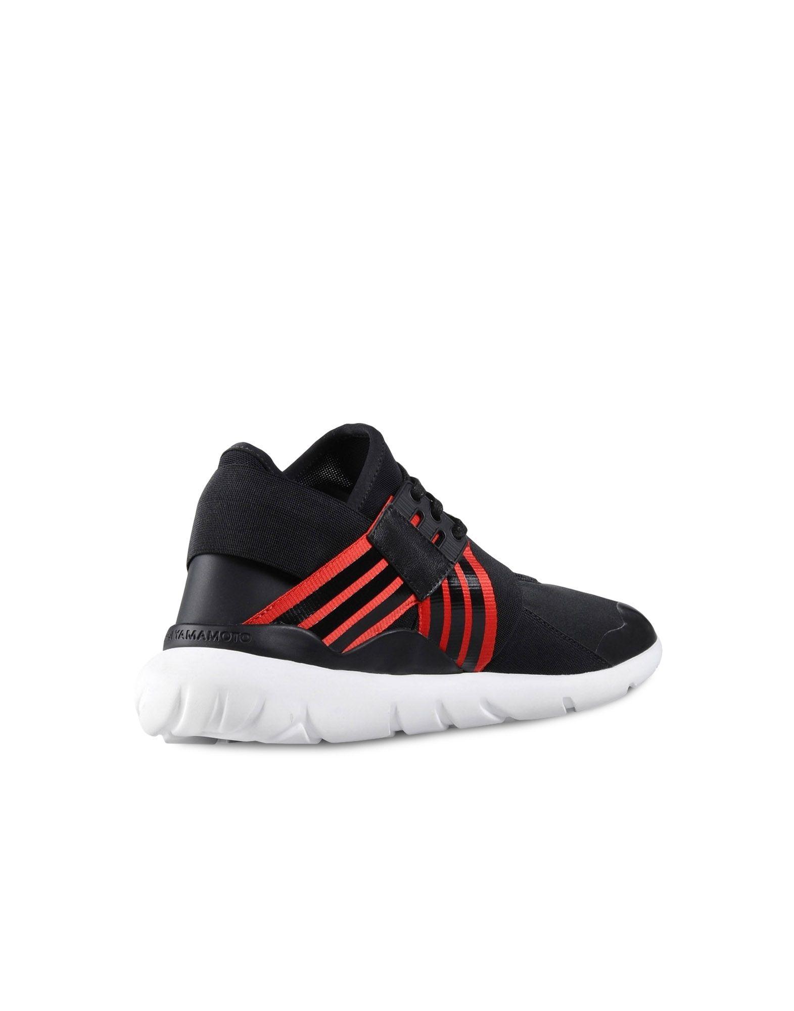 202759f7a5a2d ... Y-3 Y-3 QASA ELLE LACE Sneakers Woman ...