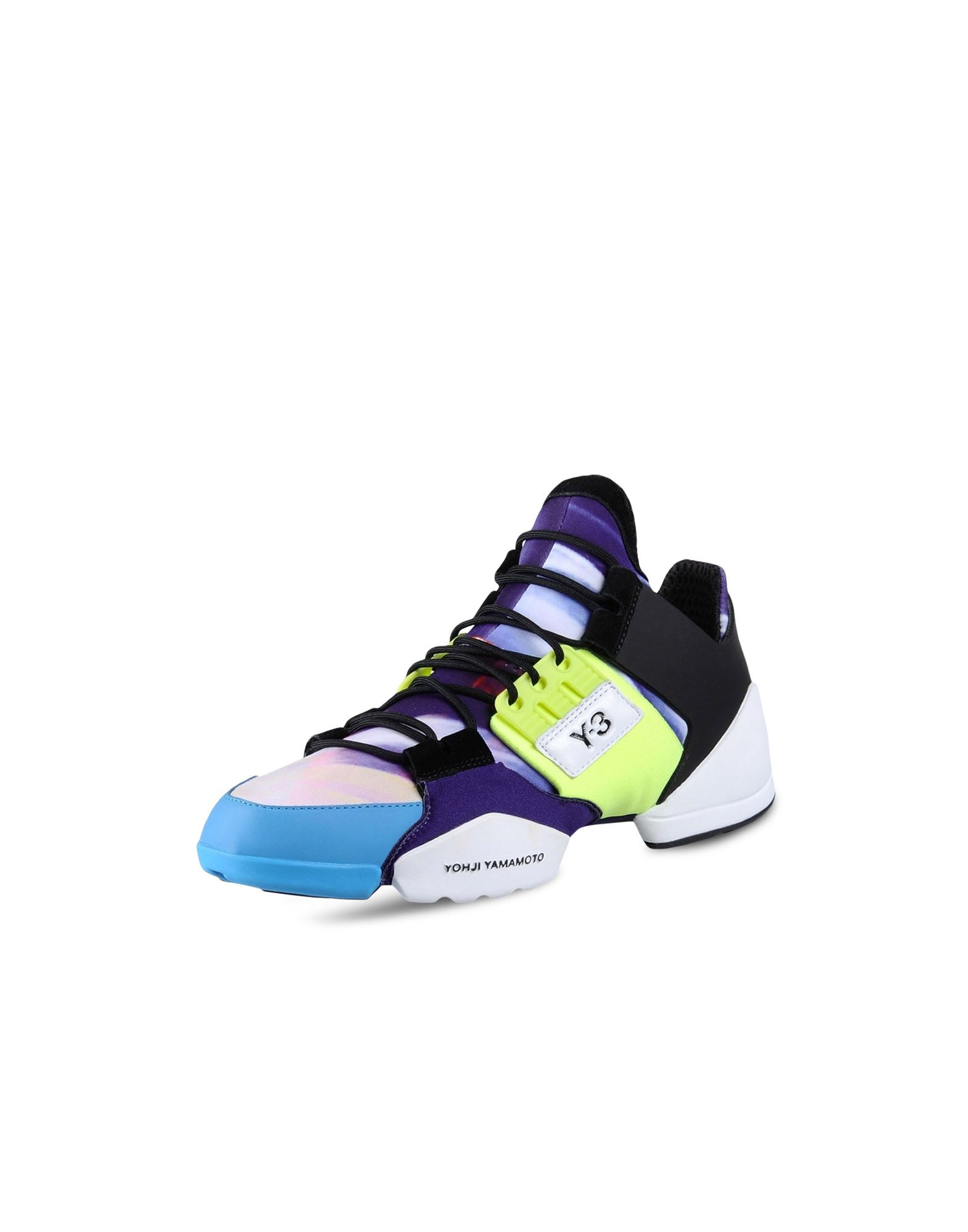 179e7fb7b5c7f ... Y-3 Y-3 KANJA Sneakers Woman ...