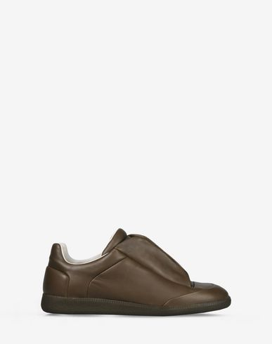 MAISON MARGIELA Sneakers U Calfskin 'Future' low top sneakers f