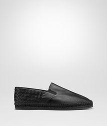 BOTTEGA VENETA Sneaker or Sandal U GALA ESPADRILLE IN ESPRESSO SUEDE, INTRECCIATO DETAILS fp