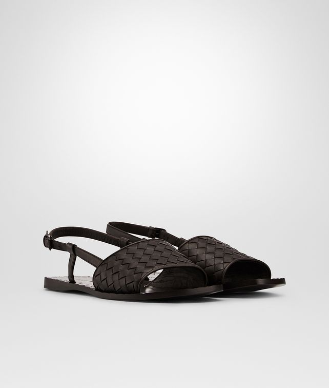 Bottega Veneta Ravello intrecciato leather sandals SamJYm6Neb