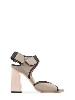 Marni Sandal in techno fabric Woman
