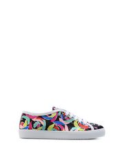 BOUTIQUE MOSCHINO Sneakers Woman f