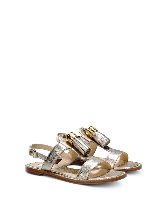 Sandals Woman MOSCHINO