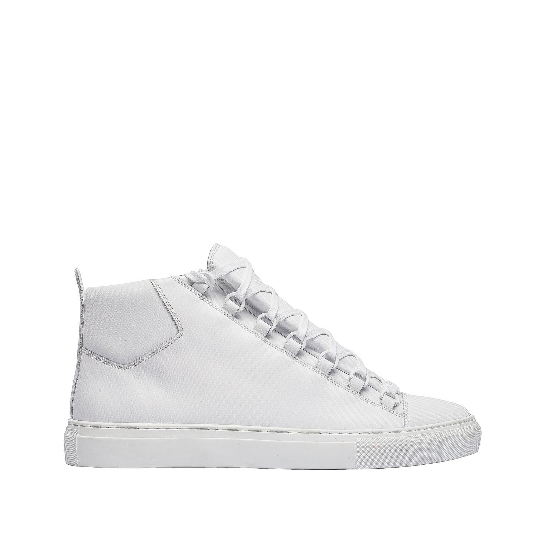 Balenciaga Shoes Blanche