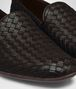 BOTTEGA VENETA FIANDRA SLIPPER IN ESPRESSO INTRECCIATO CALF Mocassin or Slipper Man ap