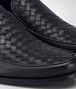 BOTTEGA VENETA ANWICK SLIP-ON IN DARK NAVY INTRECCIATO CALF Mocassin or Slipper U ap