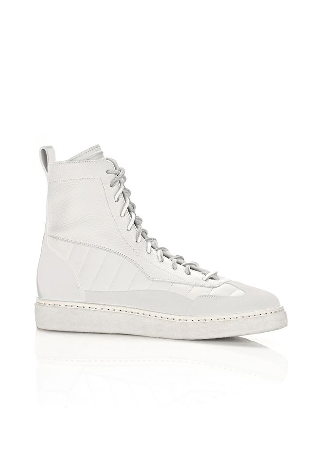 ALEXANDER WANG Sneakers EDEN HIGH TOP SNEAKERS