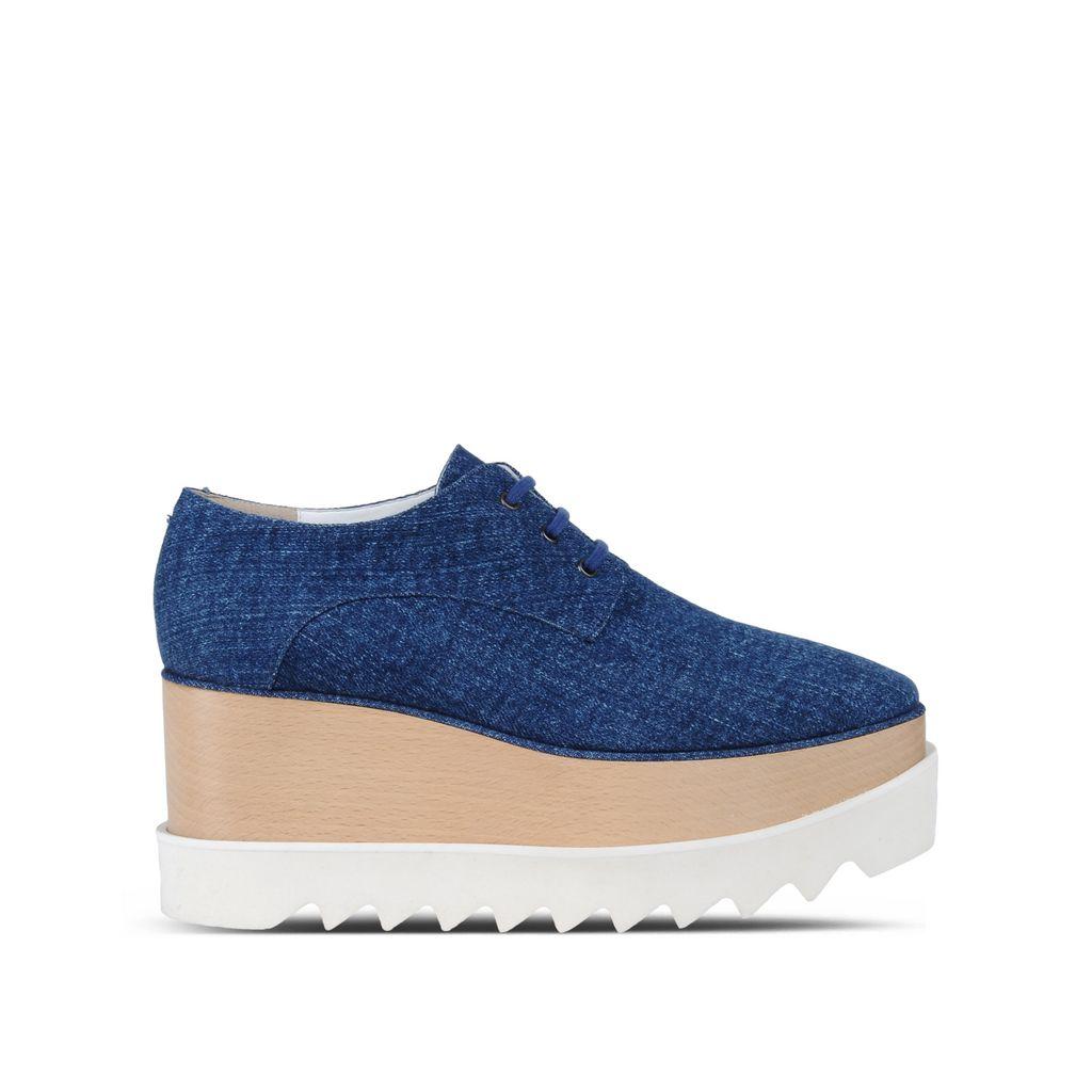Denim Elyse Shoes - STELLA MCCARTNEY