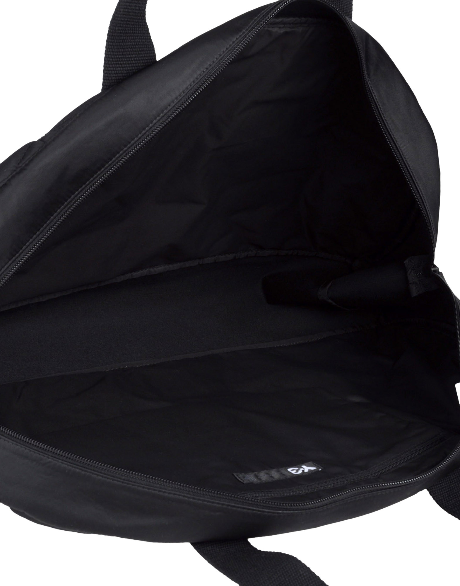 Y-3 Y-3 Toile Line Duffel Bag Large fabric bag Woman e ... 542e18ecab879