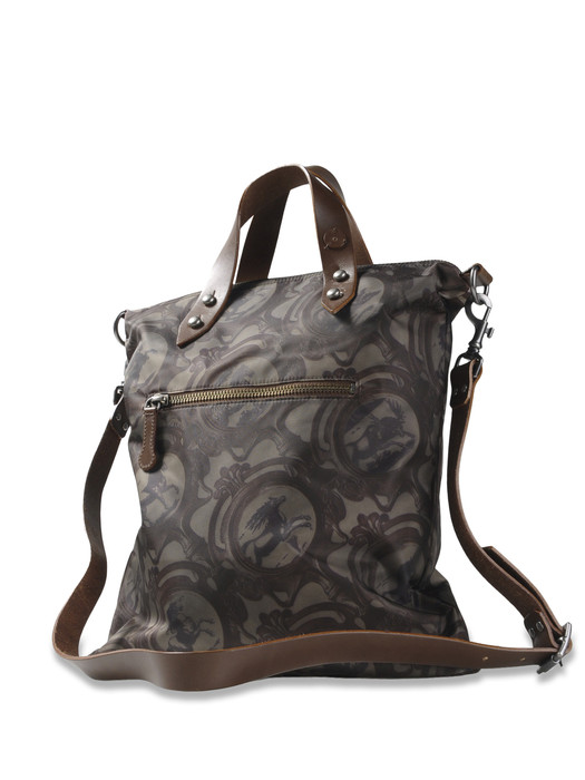 DIESEL BLACK GOLD OLIVER-SH Bag U f