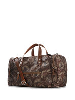 DIESEL BLACK GOLD OLIVER-WE Travel Bag U f