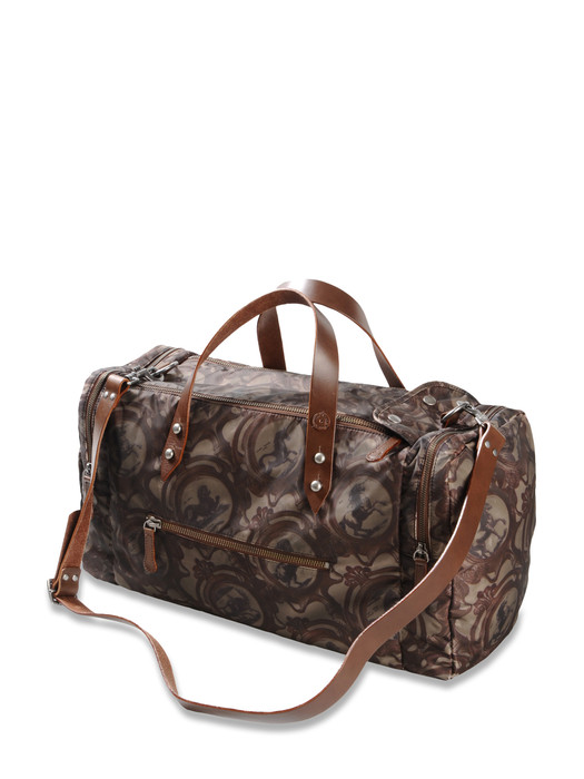 DIESEL BLACK GOLD OLIVER-WE Travel Bag U a