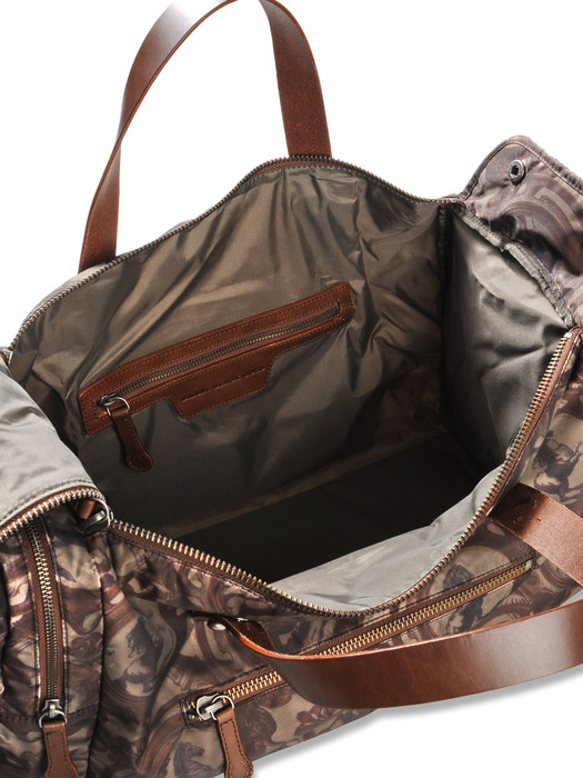 DIESEL BLACK GOLD OLIVER-WE Borsa da viaggio U b