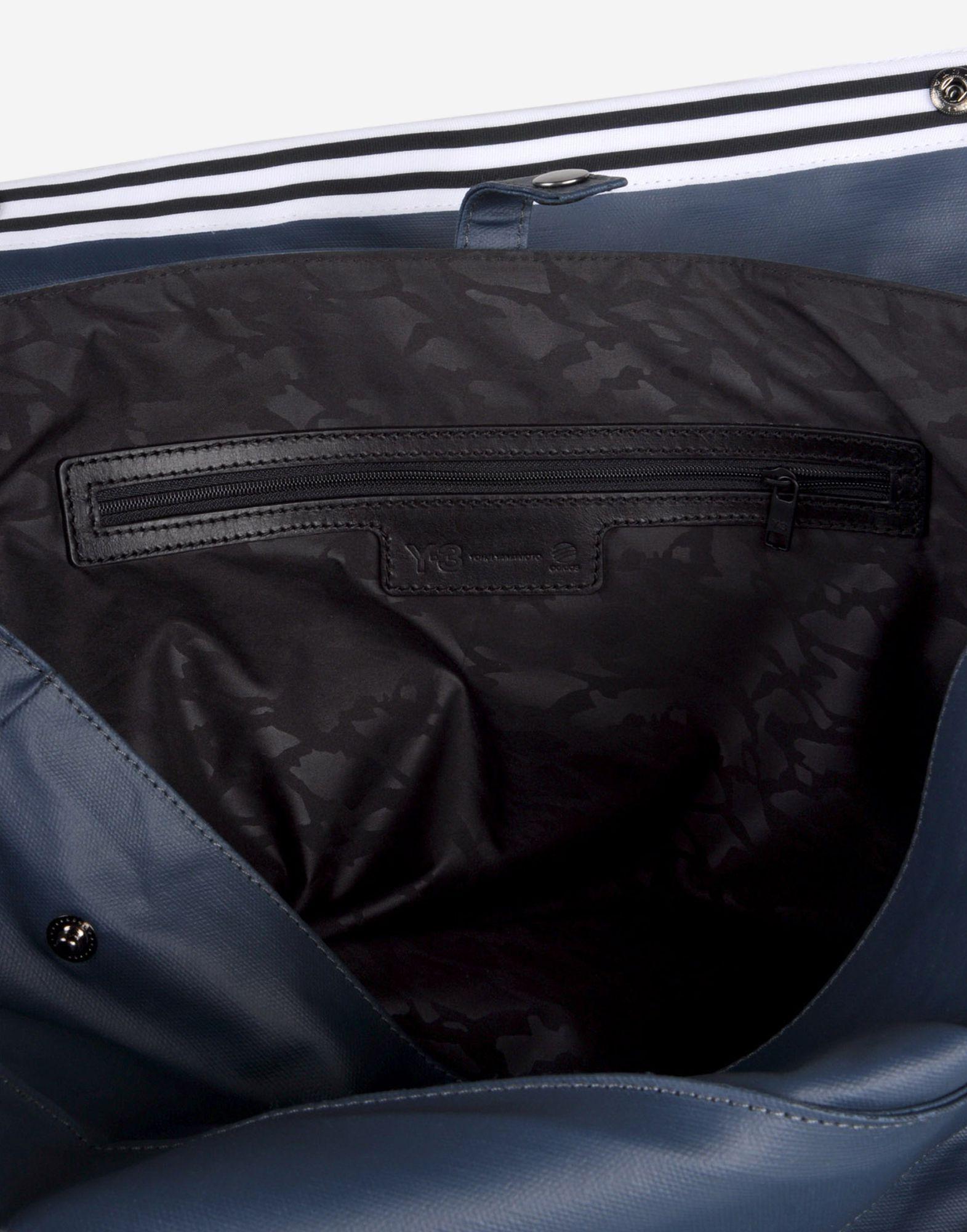 Y-3 Y-3 Toile Messenger Bag 2 Shoulder bag Man e ... fceeaa2bdf60b